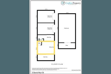 5 David Muir Street Mackay QLD 4740 - Floor Plan 1
