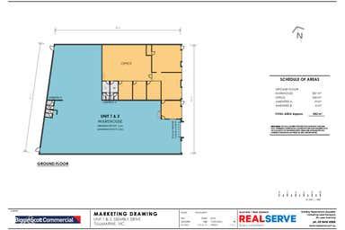 1&2/23 Assembly Drive Tullamarine VIC 3043 - Floor Plan 1