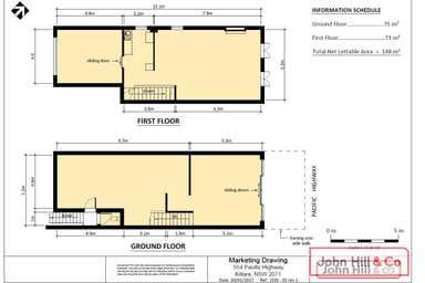 554 Pacific Highway Killara NSW 2071 - Floor Plan 1