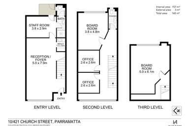 10/421-423 Church Street Parramatta NSW 2150 - Floor Plan 1