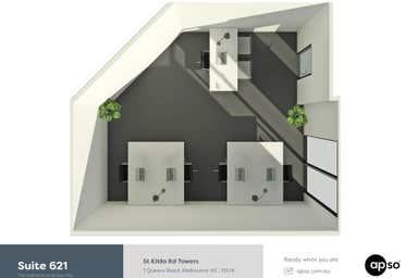 Melbourne VIC 3004 - Floor Plan 1