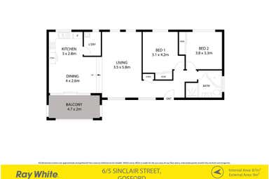 5 Sinclair Street Gosford NSW 2250 - Floor Plan 1