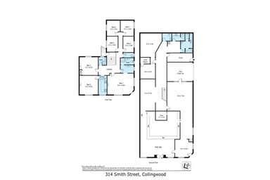 314 Smith Street Collingwood VIC 3066 - Floor Plan 1