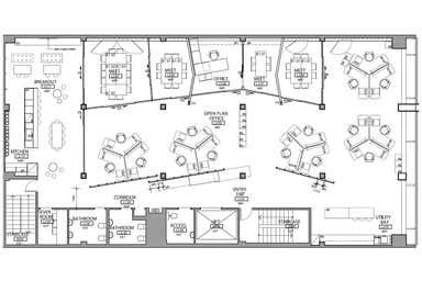 333 King William Street Adelaide SA 5000 - Floor Plan 1