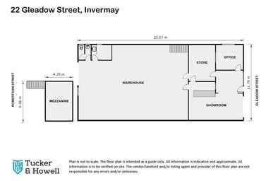 20-22 Gleadow Street Invermay TAS 7248 - Floor Plan 1