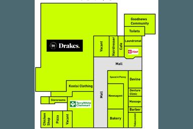 Parks Shopping Centre, 110 yorktown road Elizabeth Park SA 5113 - Floor Plan 1