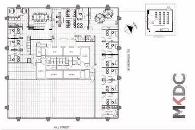 197 St Georges Terrace Perth WA 6000 - Floor Plan 1