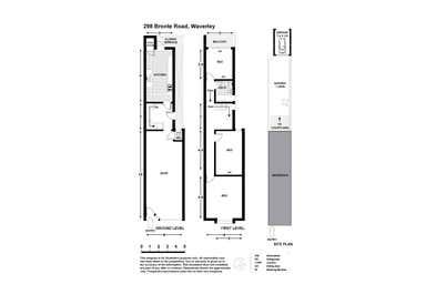 298 Bronte Road Waverley NSW 2024 - Floor Plan 1