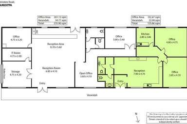 7 Belvidere Road Nuriootpa SA 5355 - Floor Plan 1