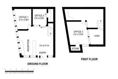 100/130 Esplanade Darwin City NT 0800 - Floor Plan 1