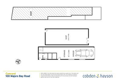 100 Majors Bay Road Concord NSW 2137 - Floor Plan 1