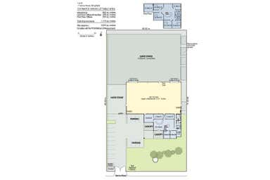 7 Senna Road Wingfield SA 5013 - Floor Plan 1