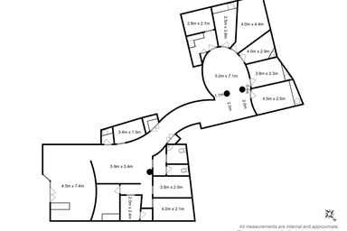 3/117 Collins Street Hobart TAS 7000 - Floor Plan 1