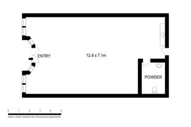 Unit G2, 6  Finniss Street Darwin City NT 0800 - Floor Plan 1