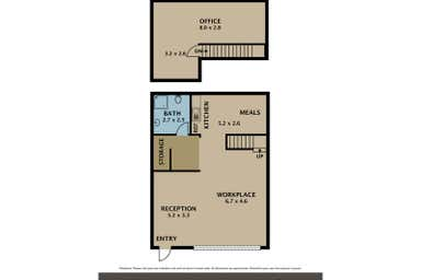 7/72 Logistics Street Keilor Park VIC 3042 - Floor Plan 1