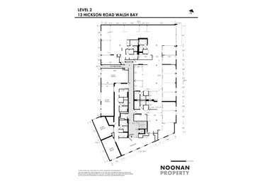 Shore Studios, Level 2, 13 Hickson Road Sydney NSW 2000 - Floor Plan 1