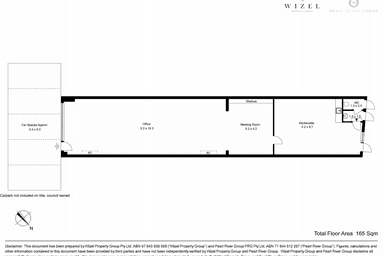 45 Westerfield Drive Notting Hill VIC 3168 - Floor Plan 1