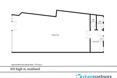 450 High Street Maitland NSW 2320 - Floor Plan 1