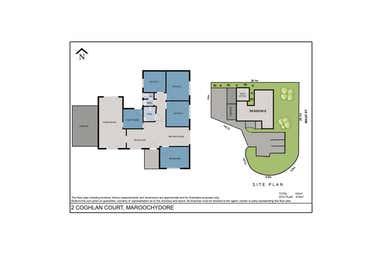 2 Coghlan Court Maroochydore QLD 4558 - Floor Plan 1