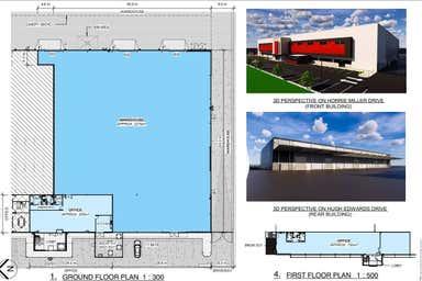 13 Horrie Miller Drive Perth Airport WA 6105 - Floor Plan 1