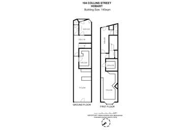 104 Collins Street Hobart TAS 7000 - Floor Plan 1