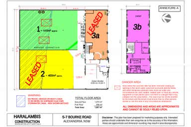 5-7 Bourke Road Alexandria NSW 2015 - Floor Plan 1