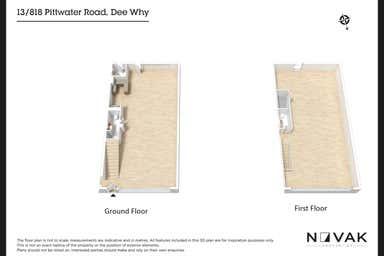 13/818 Pittwater Road Dee Why NSW 2099 - Floor Plan 1