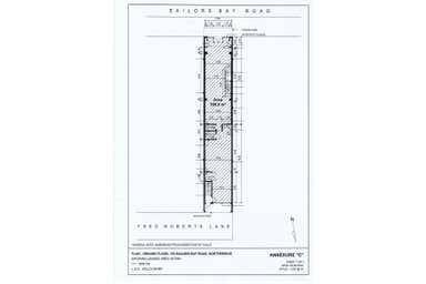 Ground Floor, 153 Sailors Bay Road Northbridge NSW 2063 - Floor Plan 1