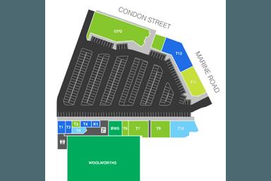 KENNINGTON VILLAGE, 150-158  Condon Street Kennington VIC 3550 - Floor Plan 1