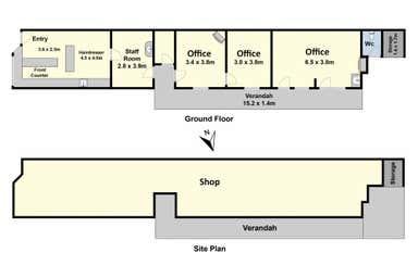 198 Moorabool Street Geelong VIC 3220 - Floor Plan 1