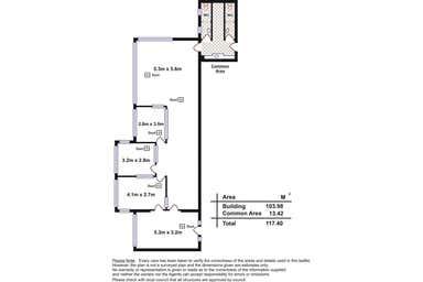 59 Pennington Terrace North Adelaide SA 5006 - Floor Plan 1