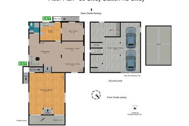30 Oxley Station Road Oxley QLD 4075 - Floor Plan 1