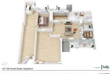 107-109 Vincent Street Daylesford VIC 3460 - Floor Plan 1