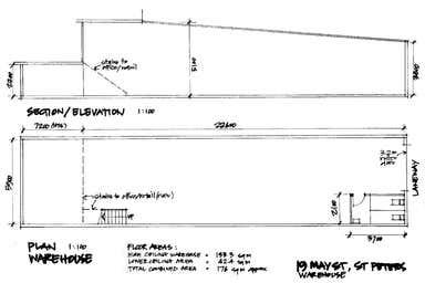 19 May Street St Peters NSW 2044 - Floor Plan 1