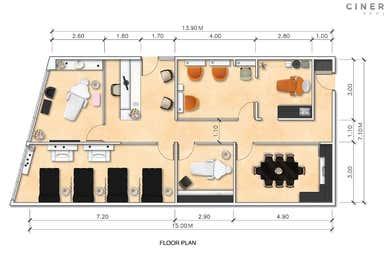 5H/5-7 Meridian Place Bella Vista NSW 2153 - Floor Plan 1