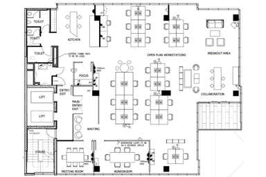 Level 4, 2 Russell St Melbourne VIC 3000 - Floor Plan 1