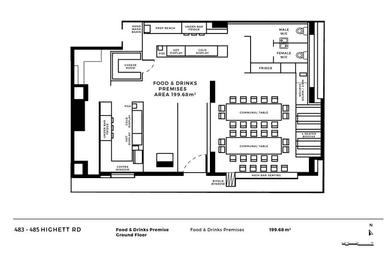 483-485 Highett Rd Highett, 485 Highett Rd Highett VIC 3190 - Floor Plan 1