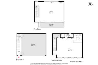 8 Ferguson Street Abbotsford VIC 3067 - Floor Plan 1