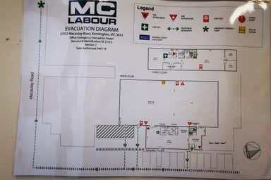 Lot 2, 352 Macaulay Road Kensington VIC 3031 - Floor Plan 1