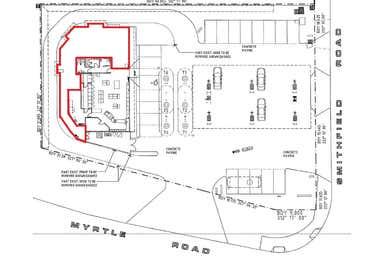 United Prairiewood Drive Thru, 522 Smithfield Rd Prairiewood NSW 2176 - Floor Plan 1