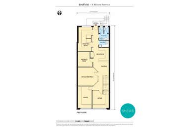 First Floo/6 Moore Avenue Lindfield NSW 2070 - Floor Plan 1