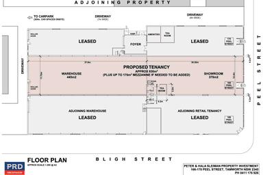 168 Peel Street Tamworth NSW 2340 - Floor Plan 1