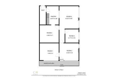 139 Wright Street Adelaide SA 5000 - Floor Plan 1