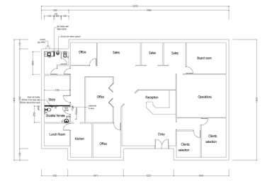 1185 South Road St Marys SA 5042 - Floor Plan 1