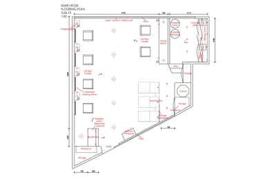 Shop 8/21 Fountain Street Alexandria NSW 2015 - Floor Plan 1