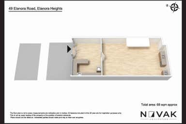 49 Elanora Road Elanora Heights NSW 2101 - Floor Plan 1