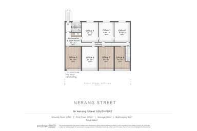 1A Nerang Street Southport QLD 4215 - Floor Plan 1