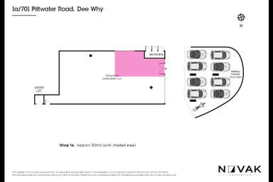 1a/701 Pittwater Road Dee Why NSW 2099 - Floor Plan 1