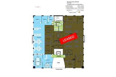 136 Frome Street Adelaide SA 5000 - Floor Plan 1