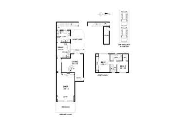 69 Rose Street Essendon VIC 3040 - Floor Plan 1